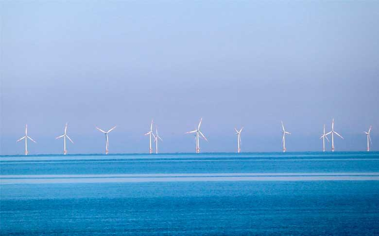 East Anglia, Saint Brieuc and Baltic Eagle Offshore Wind Projects