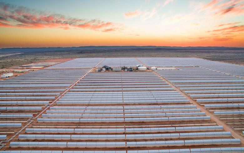 The Bokpoort thermosolar plant, built with the participation of SENER, receives an award from South Africa's SANEA