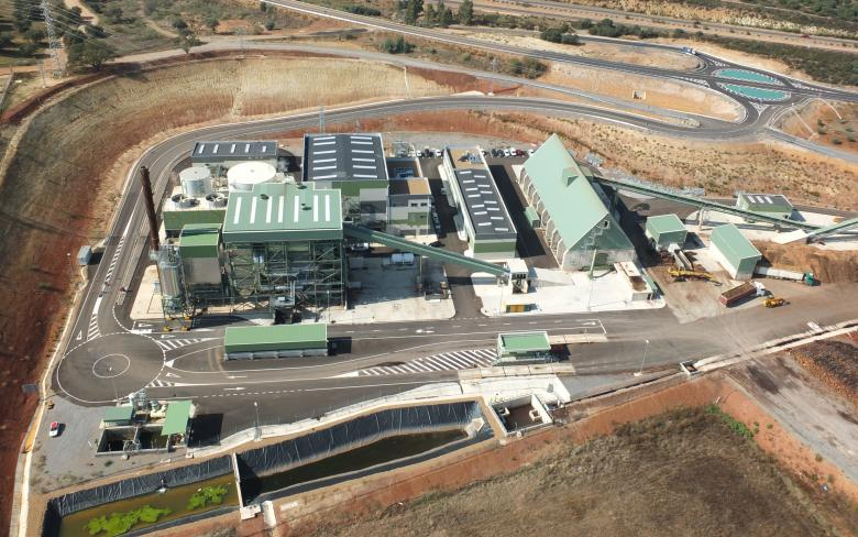 ENCE awards SENER the construction of a new low-emission biomass power plant