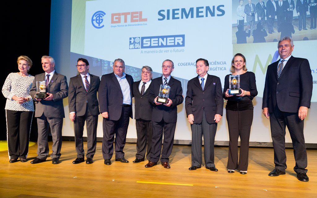 SENER has been presented with the 11th Masterinstal Award