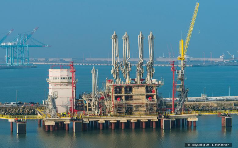 SENER obtains the taking-over certificate for the Zeebrugge LNG Plant