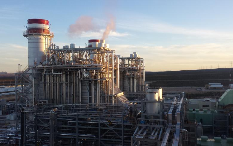 Agua Prieta II Combined Cycle Plant