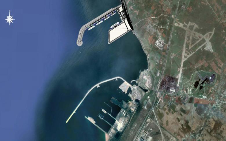 Study and conception of a new oil & gas port in Jorf Lasfar