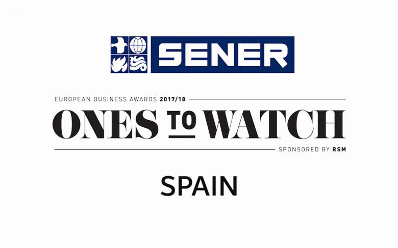 Campaign kicks off to vote for SENER  in the European Business Awards
